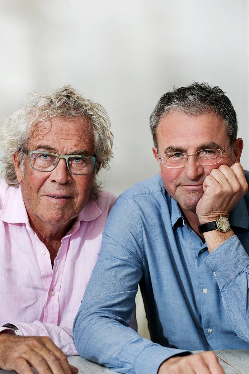 Jørgen Leth & Jens Chr. Grøndahl